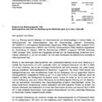 "Landesdenkmalamt sagt ""Nein""!"