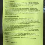 Ein starkes Stück – Grüne Wahlkampf-Fake-News zum Gasometer